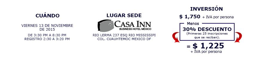Alfonso Pinkus - seminario de como crecer tu negocio con la magia del internet en cancun hotel aldhara